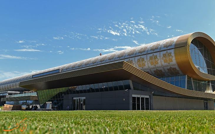 موزه فرش آذربایجان، بزرگ ترین کلکسیون فرش جهان