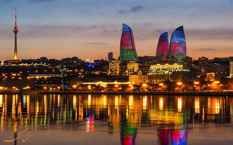 جاذبه های باکو