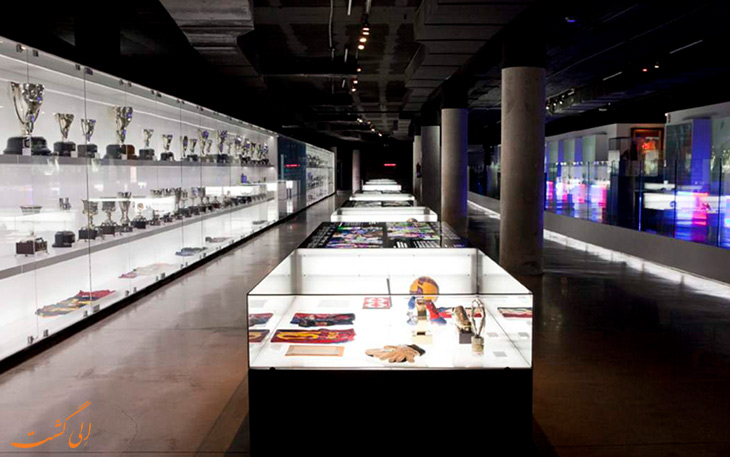 موزه باشگاه بارسلونا