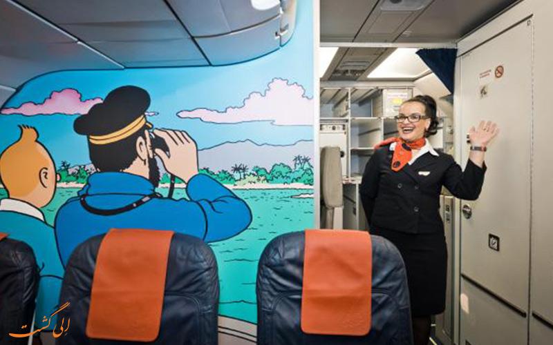 هواپیمایی بروکسل ایرلاینز
