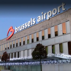 معرفی فرودگاه بین المللی بروکسل