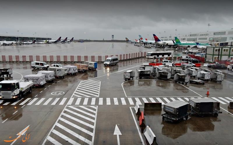 آشنایی با فرودگاه بین المللی بروکسل
