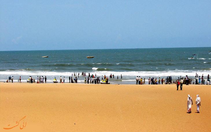 ساحل کالانگوت