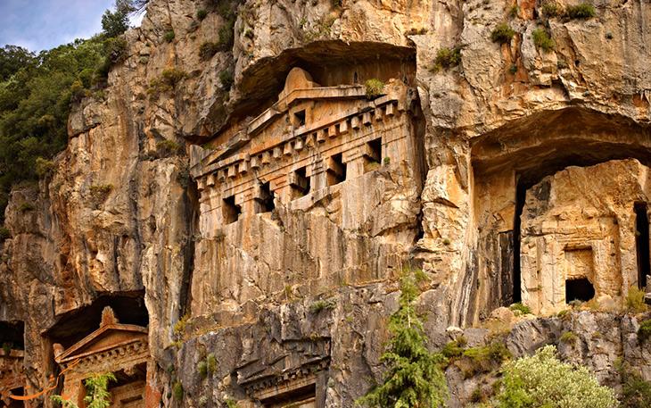 شهر باستانی کاریان