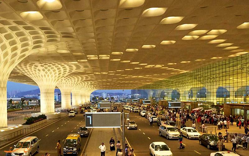 راه های دسترسی به فرودگاه بین المللی چاتراپاتی شیواجی