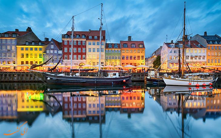راهنمای سفر به کپنهاگ
