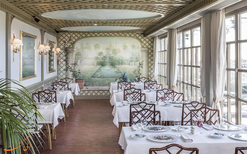 رستوران هتل ای ال پالاس بارسلونا