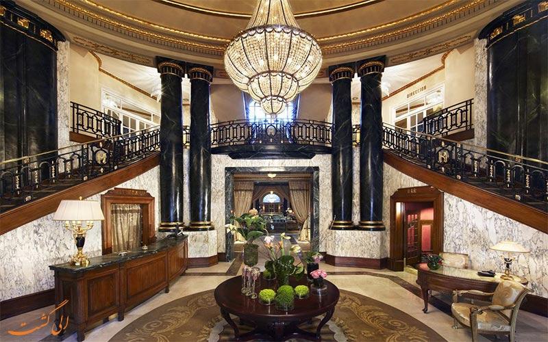 هتل ای ال پالاس بارسلونا Hotel El Palace Barcelona