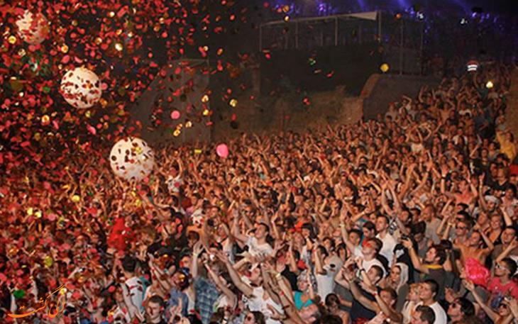 جشنواره های شهر بارسلونا