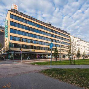 Forenom Aparthotel Oulu Uusikatu- eligasht.com الی گشت