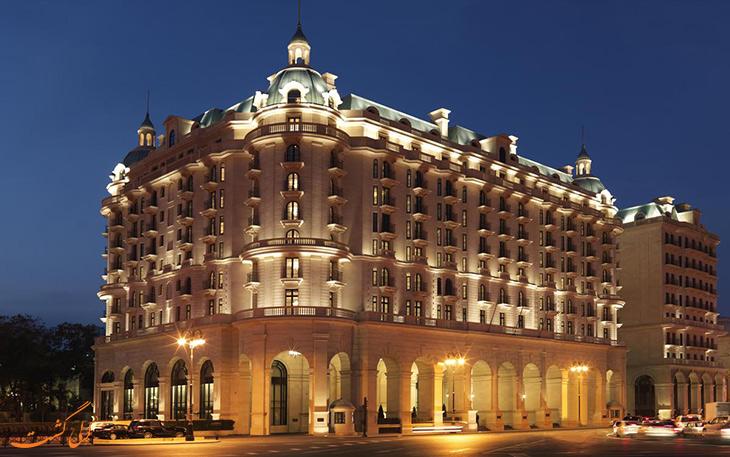 هتل های پیشنهادی در شهر باکو