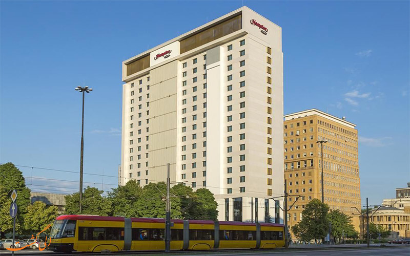 Hampton By Hilton Warsaw City Centre- eligasht.com هتل همپتون ورشو
