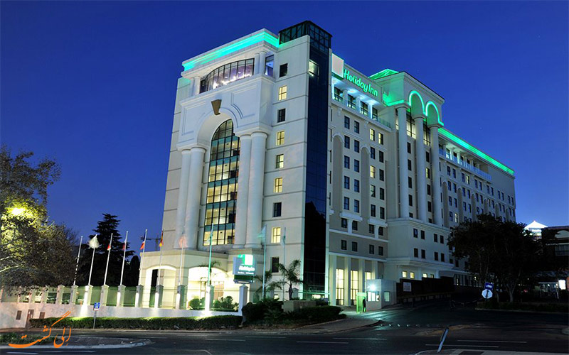Holiday Inn Sandton-Rivonia Road- eligasht.com نمای بیرون هتل
