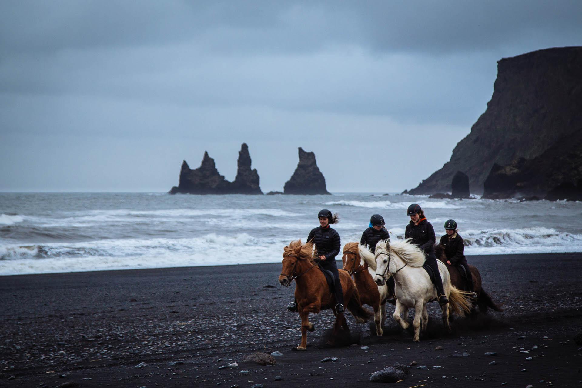 ساحل Nauthólsvík ایسلند