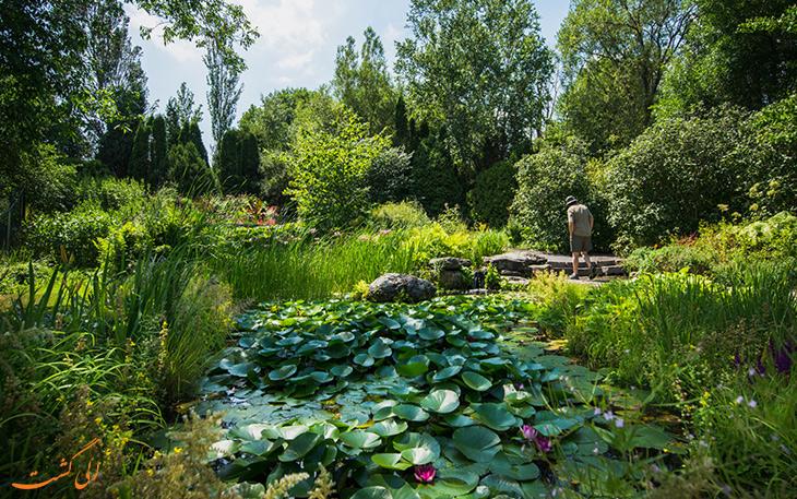 باغ گیاه شناسی راجر