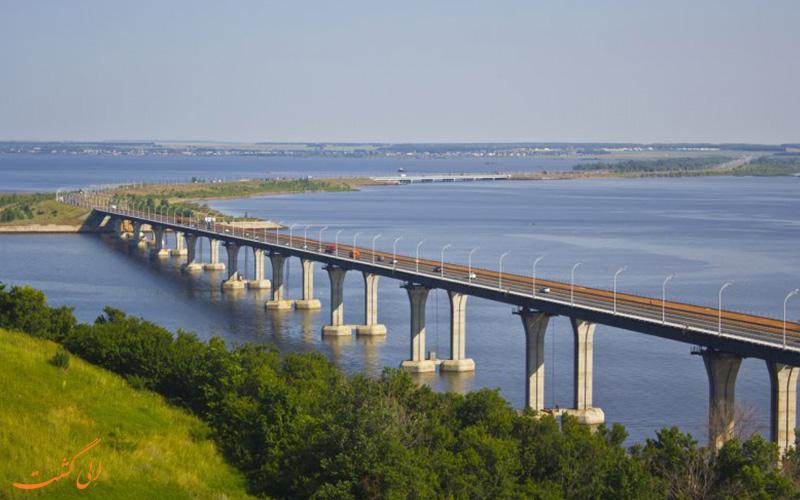 پل کاما (Kama Bridge)