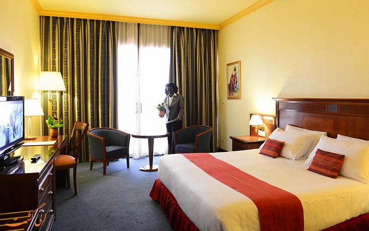هتل 5 ستاره در بورکینافاسو