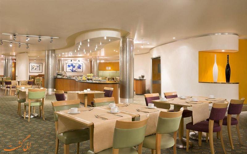 رستوران- هتل ویسکونتی پالاس رم