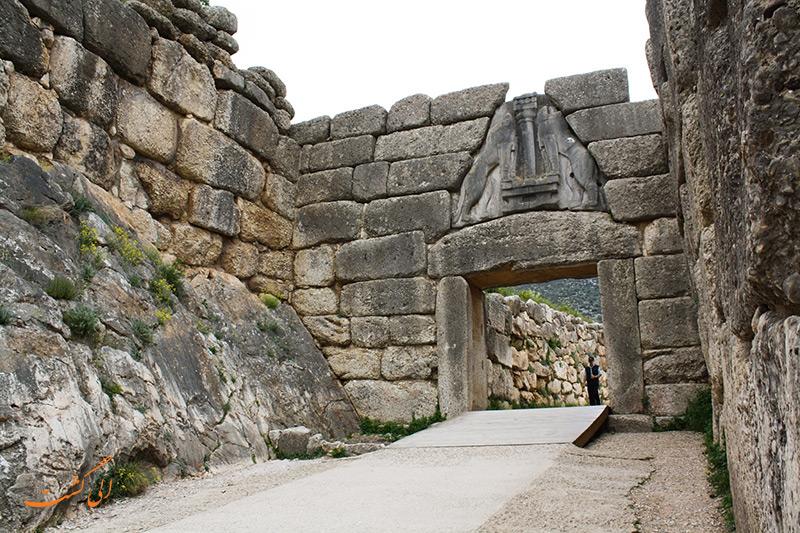 تمدن The Mycenaeans