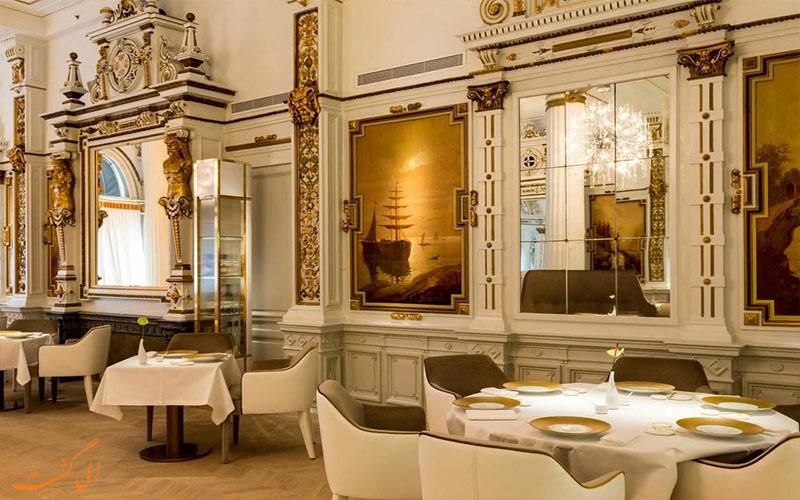 NH Collection Amsterdam Grand Hotel Krasnapolsky- eligasht.com رستوران