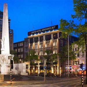 NH Collection Amsterdam Grand Hotel Krasnapolsky- eligasht.com الی گشت