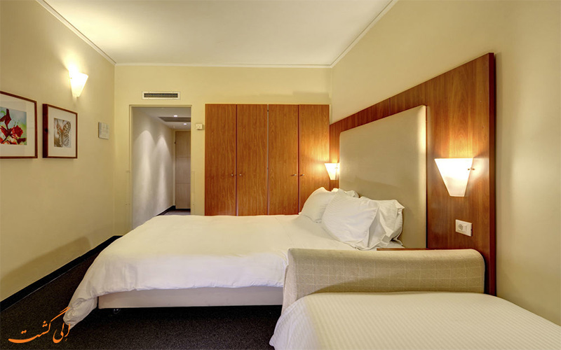انواع اتاق های هتل پلیس گرند آتن