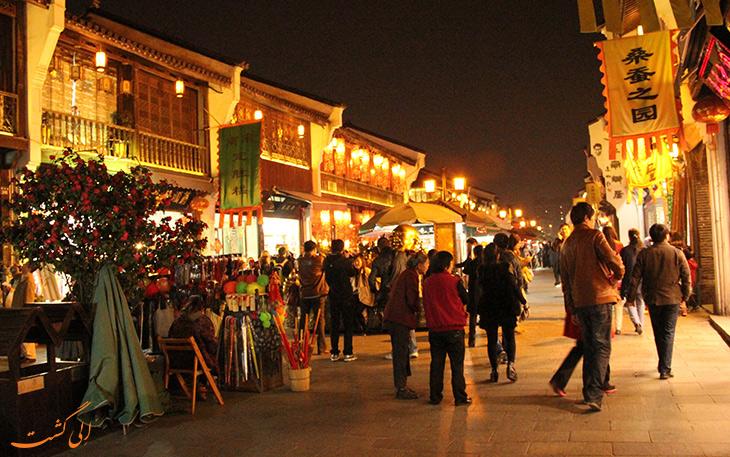 خیابان قدیمی هانگزو