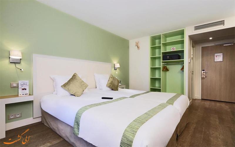 امکانات اتاق های هتل کیریاد 18 پاریس