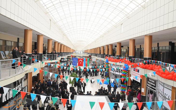 مرکز خرید صدارک از بهترین گزینه های خرید در باکو