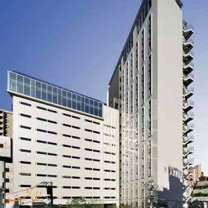 هتل شینجوکو گرنبل در توکیو