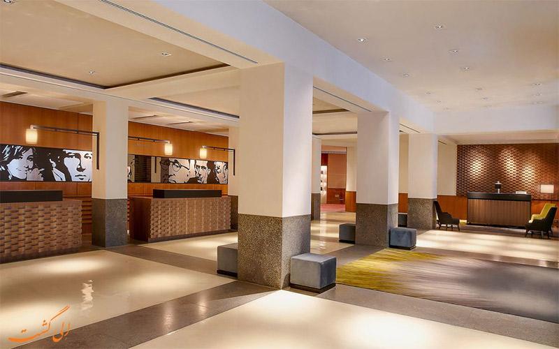 هتل سوفیتل برلین پذیرش