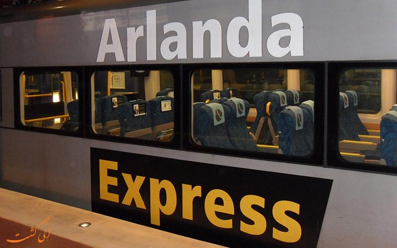 راه های دسترسی به فرودگاه بین المللی آرلاندا