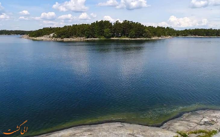 جزیره زنانه در فنلاند