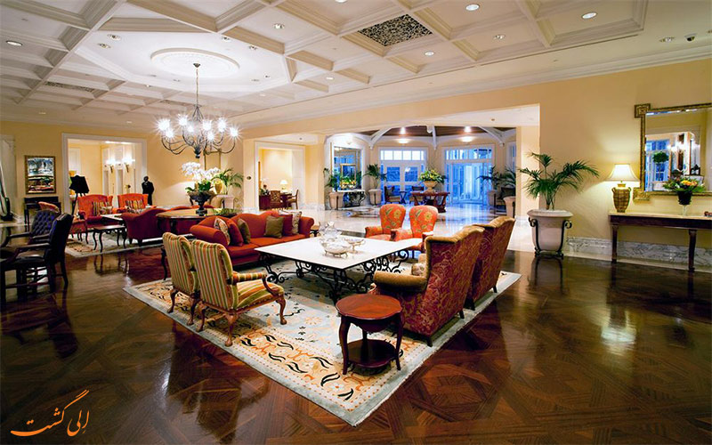 هتل د تیبل بی کیپ تاون- لابی