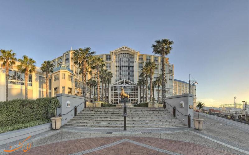 هتل د تیبل بی کیپ تاون The Table Bay hotel