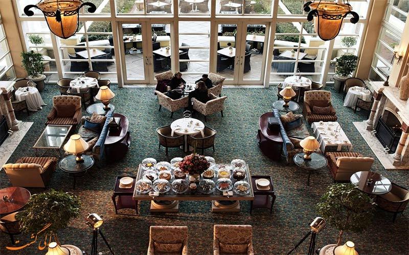 THE TABLE BAY- eligasht.com لابی و رستوران
