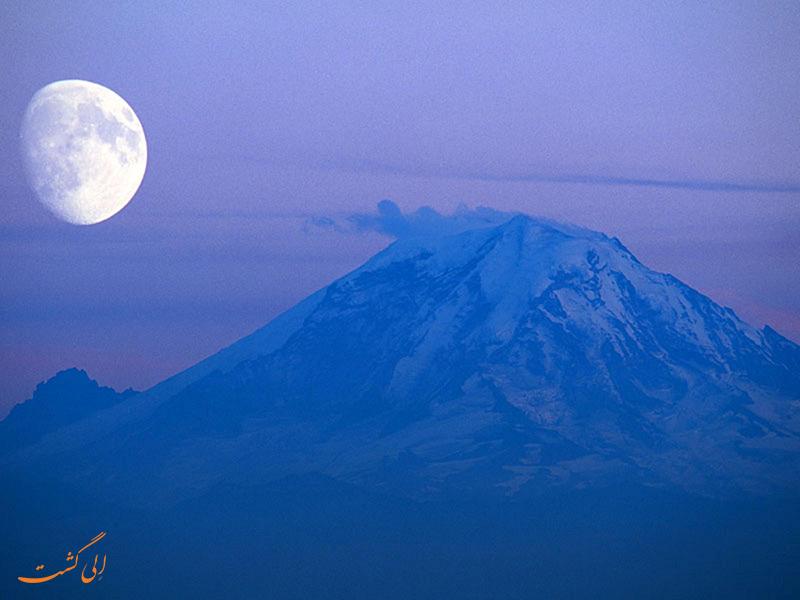 کوه رینر   بک گراوند دسکتاپ