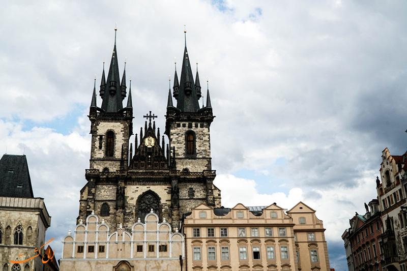 کلیسای ویتوس در پراگ