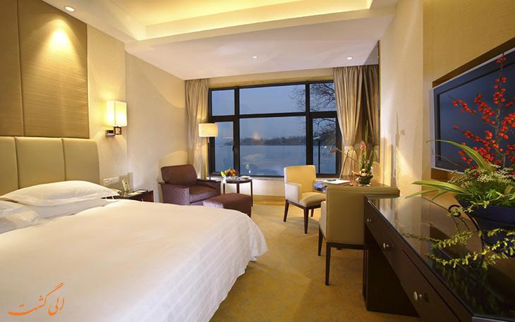 هتل شهر هانگزو