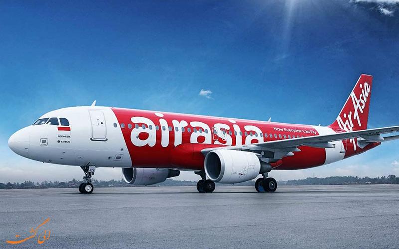 هواپیمایی ایر آسیا