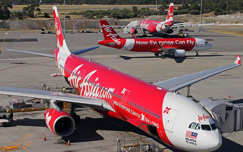 شرکت هواپیمایی ایر آسیا