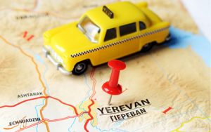 حمل و نقل فرودگاه ایروان