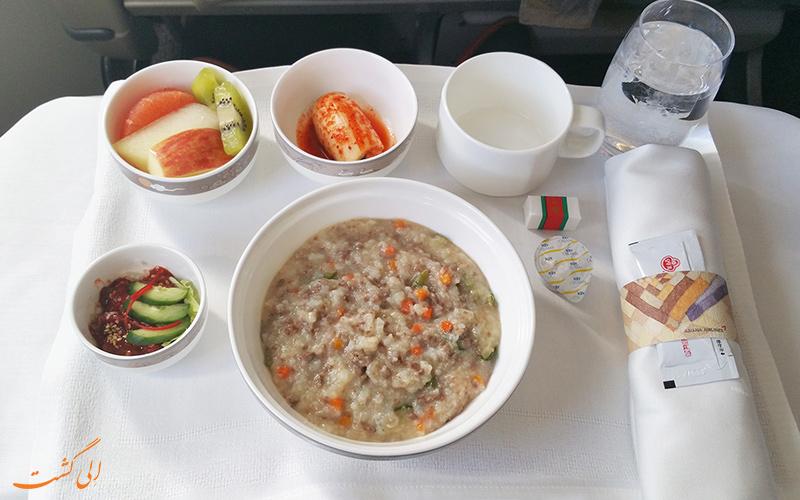 خدمات پروازی آسیانا ایرلاینز