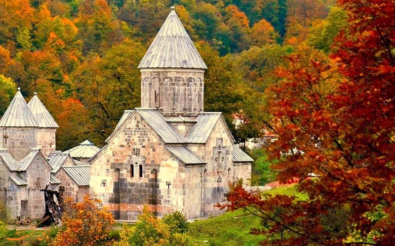 پاییز ارمنستان