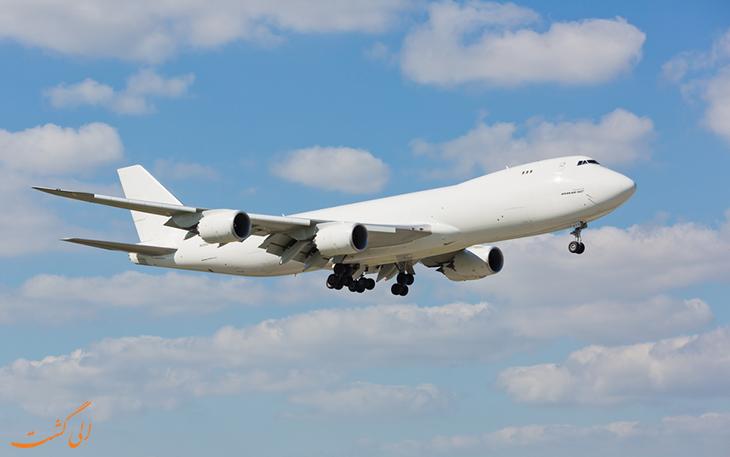 هواپیمای بوئینگ 747 محبوب ترین هواپیما