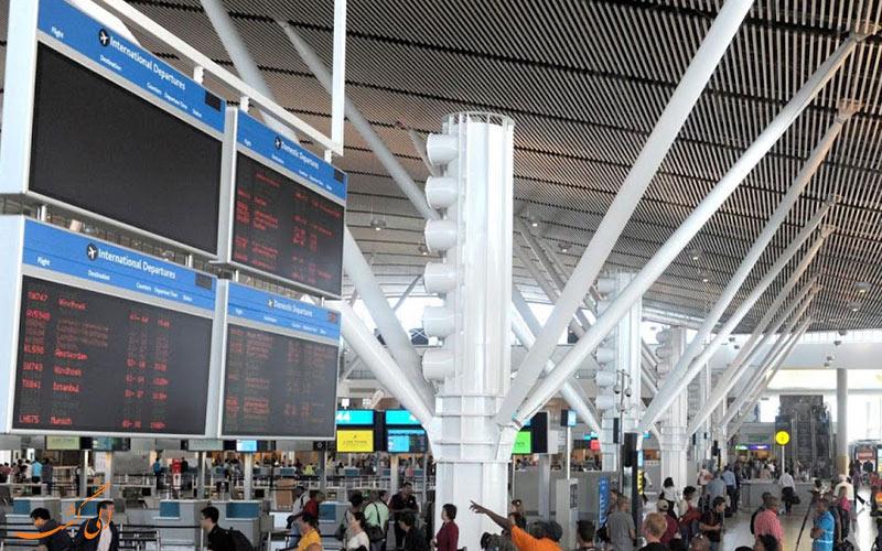 امکانات فرودگاه بین المللی کیپ تاون