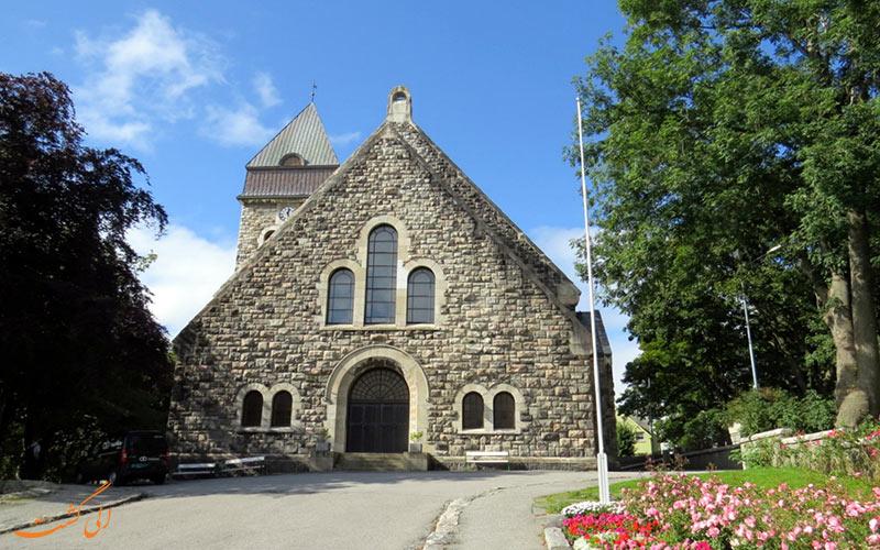 کلیسای شهر السوند