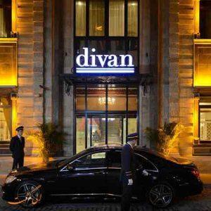 هتل دیوان سوئیتس در باتومی