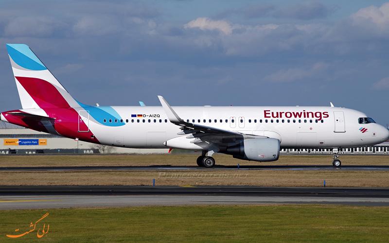 شرکت هواپیمایی یورو وینگز