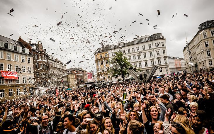 جشنواره های کپنهاگ